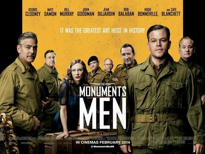 he Monuments Men (2014)