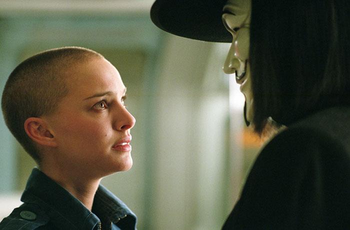 รีวิวเรื่อง V for Vendetta (2005)