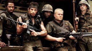 TROPIC THUNDER (2008) ท.ทหารจำเป็น